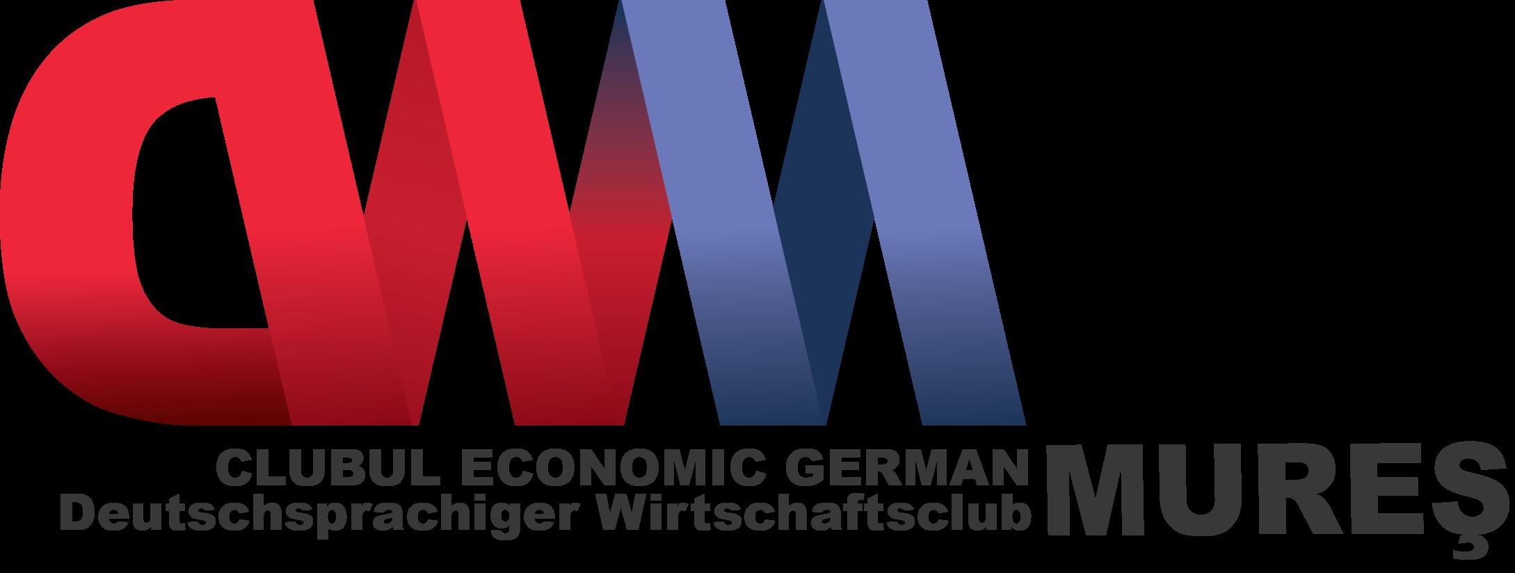 Logo for Deutschsprachiger Wirtschaftsclub Mures